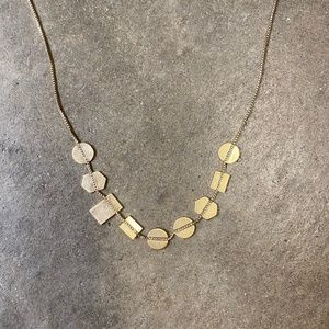 Holding Pattern Necklace